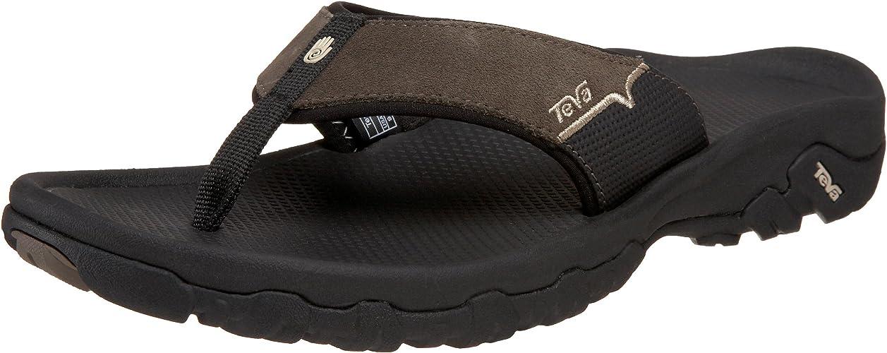 Teva Men/'s Katavi Thong Outdoor Sandal Walnut 9 US