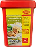 Maggi Lemon and Herb Crunchy Bake Crumb Coating, 1 kg
