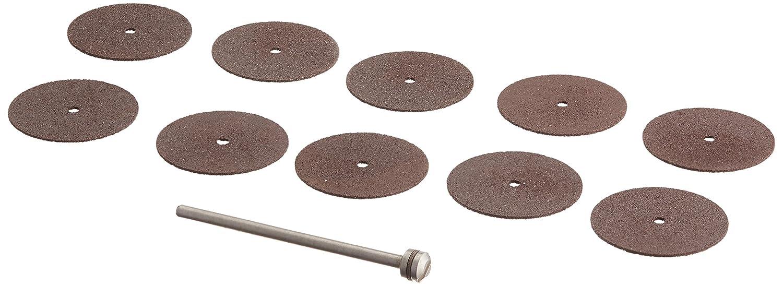 Proxxon Micromot Trennscheiben-Satz 11tlg. 28 810 Durchmesser 22mm 1 Set 28810