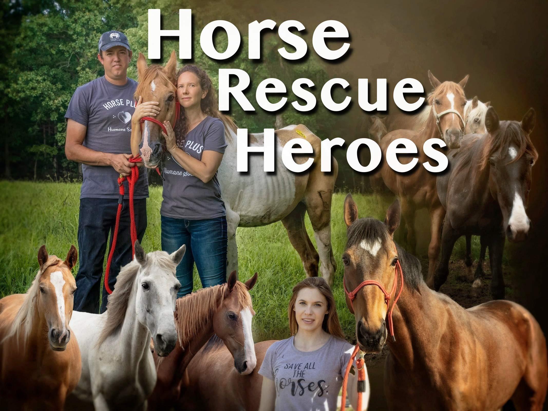 Horse Rescue Heroes on Amazon Prime Video UK