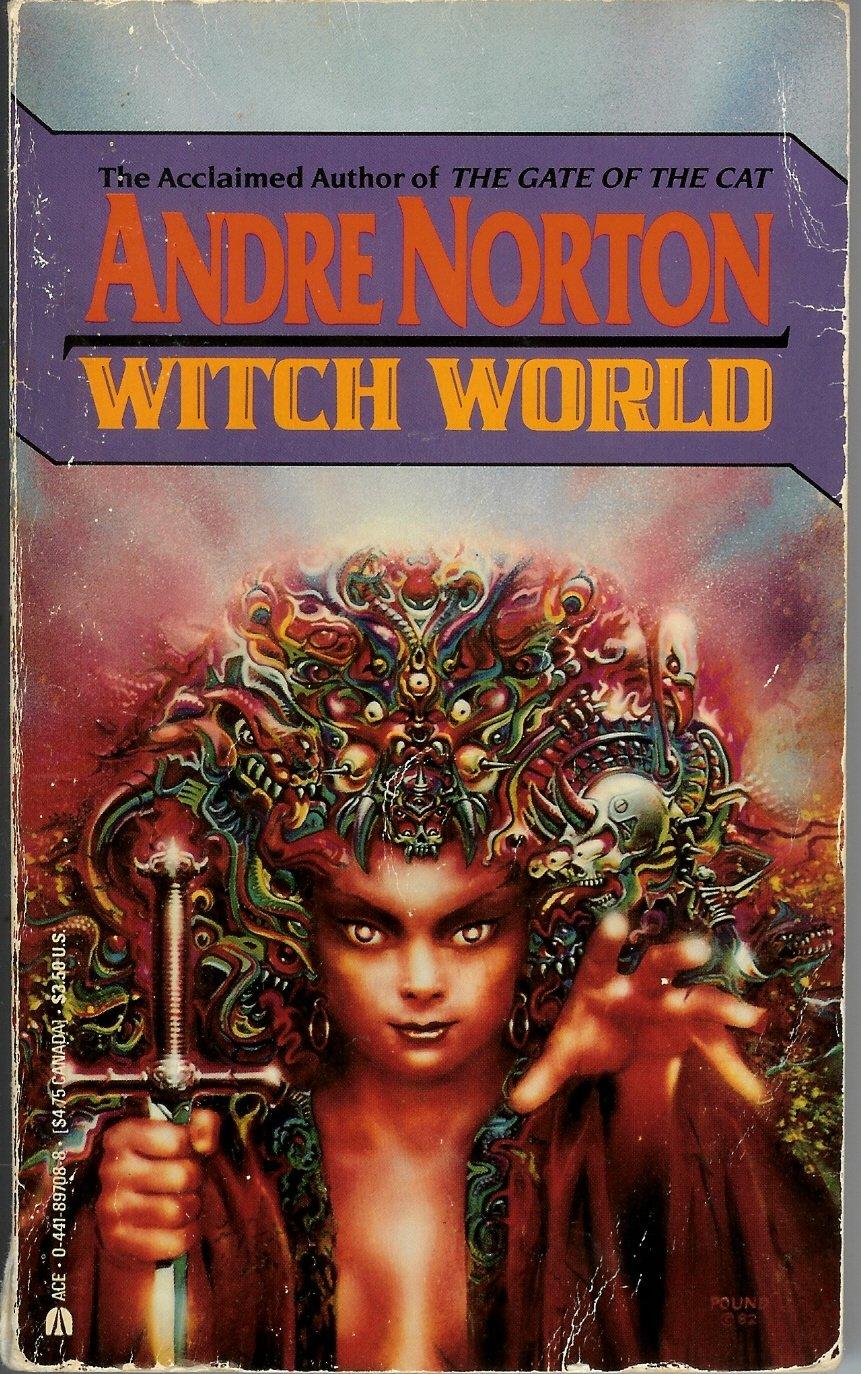 Witch World: Norton, Andre: 9780441897087: Amazon.com: Books