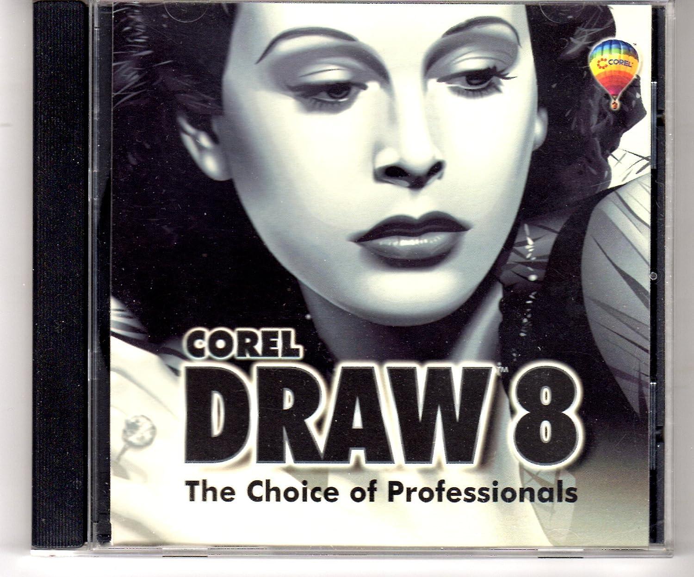 Corel Draw 8