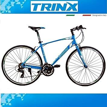 Bicicleta trinx Free 1.0 700 C 21 velocidades Shimano Cross Bike ...