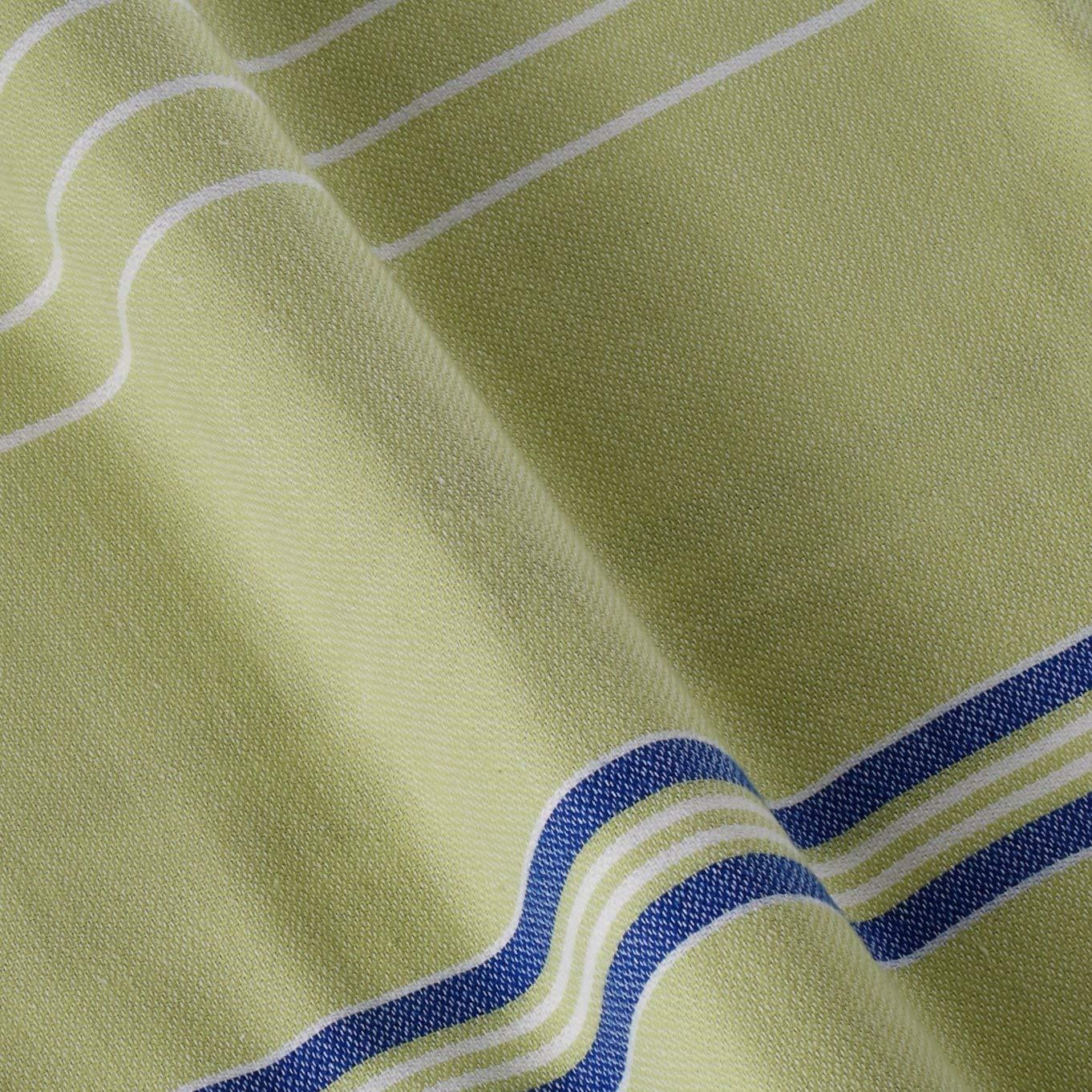 Cacala Toalla de baño turco, modelo Paradise, algodón, verde pistacho royal, 95 x 175 x 0.5 cm: Amazon.es: Hogar