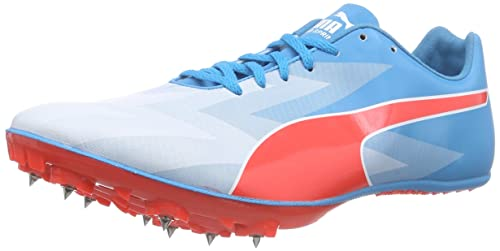 Puma Men's Evospeed Sprint v6 Running Shoes Blue Size: 9.5 UK