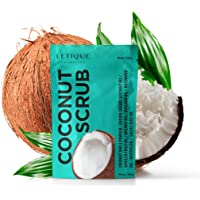 LETIQUE Cosmetics Body Scrub Coconut, lichaamspeeling, 250 g