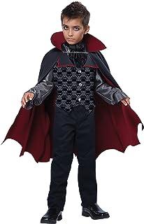 California Costumes Count Bloodfiend/Child Costume One Color Small  sc 1 st  Amazon.com & Amazon.com: Rubieu0027s Transylvanian Vampire Costume Small: Toys u0026 Games