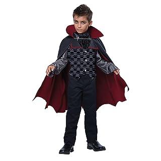 California Costumes Count Bloodfiend/Child Costume, One Color, Small