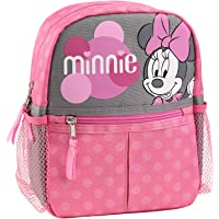 Disney Minnie Mini Backpack with Safety Harness Straps for Toddlers