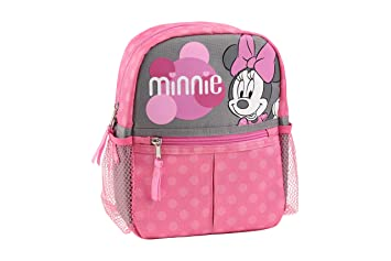 Amazon.com   Disney Minnie Mini Backpack with Safety Harness Straps for  Toddlers   Baby 5d6da80f56bc7