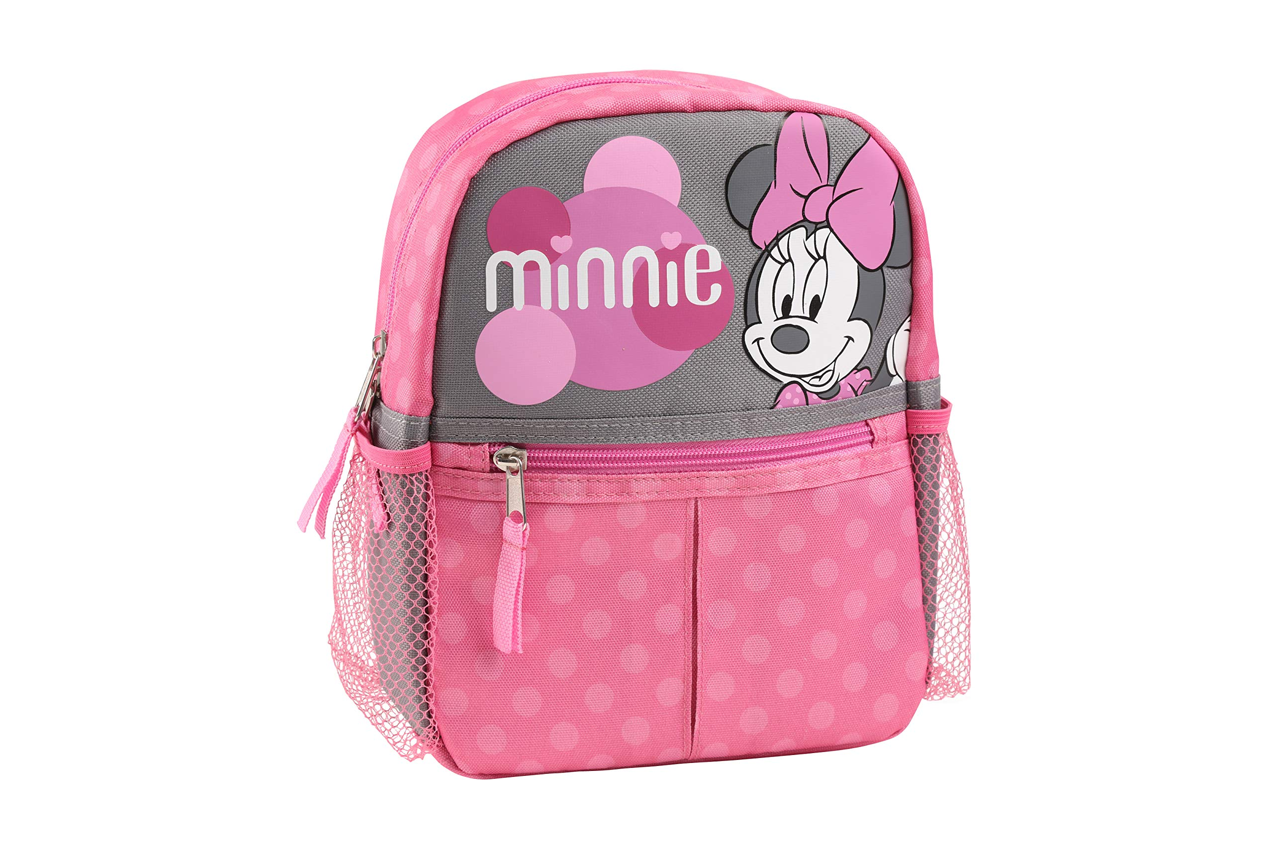 Disney Minnie Mini Backpack with Safety Harness Straps for Toddlers by Disney (Image #1)