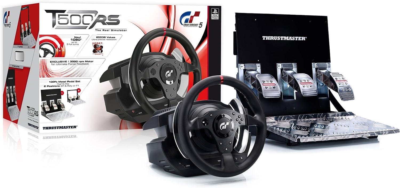 amazon com thrustmaster t500rs racing wheel playstation 3 video rh amazon com Focus RS500 Engine Sierra Cosworth Rs.500