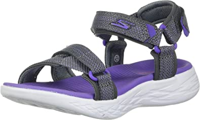 Skechers on The GO 600 Lil Radiance Sandales pour Fille
