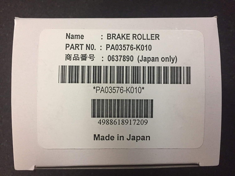 Fujitsu Imaging PA03576-K010 Brake Roller Kit FI-6670//6770 Up to 250K Sheets 1-KIT Per Scanner