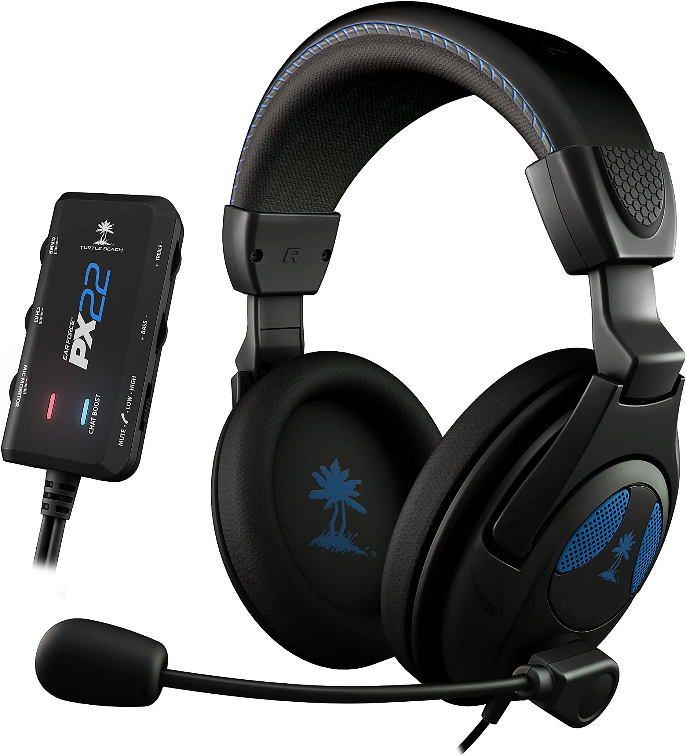 81WQFRdGswL._AC_ amazon com turtle beach ear force px22 universal amplified turtle beach px22 wiring diagram at mifinder.co