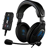 Turtle Beach - Auriculares Con Cable Ear Force Px22, Color Negro (PS3)