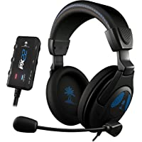 Turtle Beach, Ear Force PX22 Audifonos para consola, Color Negro (PS3, PS4, Xbox 360) - Standard Edition