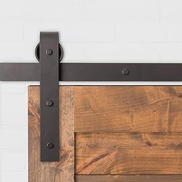 Amazon Artisan Hardware 12 Ft Sliding Barn Door Hardware Kit
