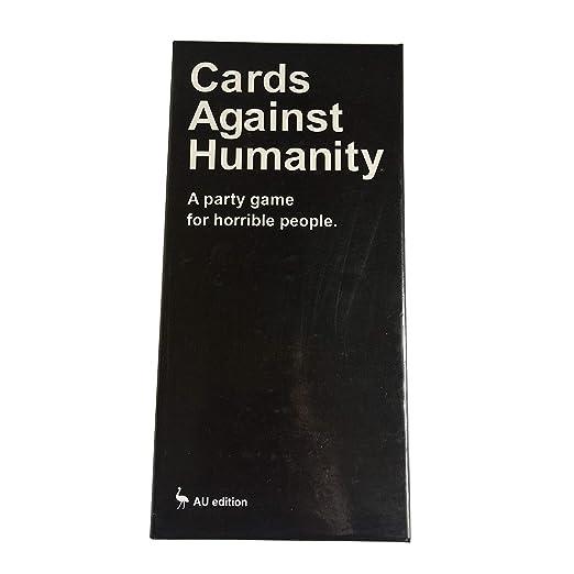 WanSheng Juegos para Fiestas/Cartas contra la Humanidad ...