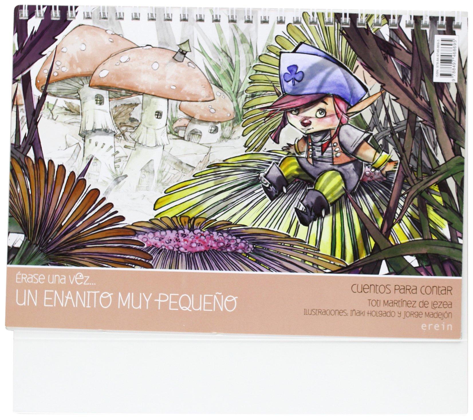 Un enanito muy pequeño: Toti Martínez de Lezea: 9788497468695: Amazon.com: Books