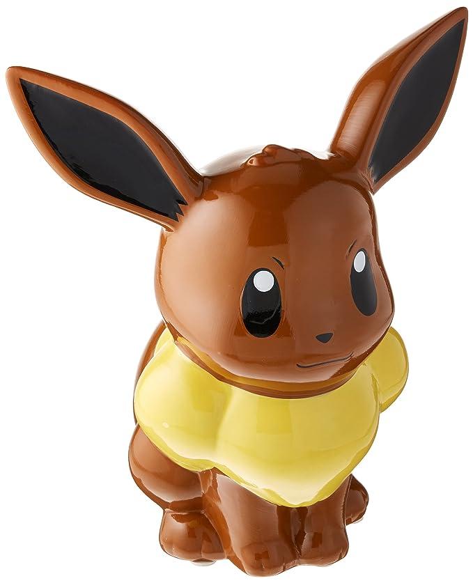 Amazon.com: Pokemon Eevee Coin Banco: Toys & Games