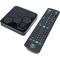 BuzzTV XR4000-Android 9.0 IPTV Set-Top Box with IR-100 Remote-4K Ultra HD-2GB RAM 16GB Storage-Latest Graphics Processor…