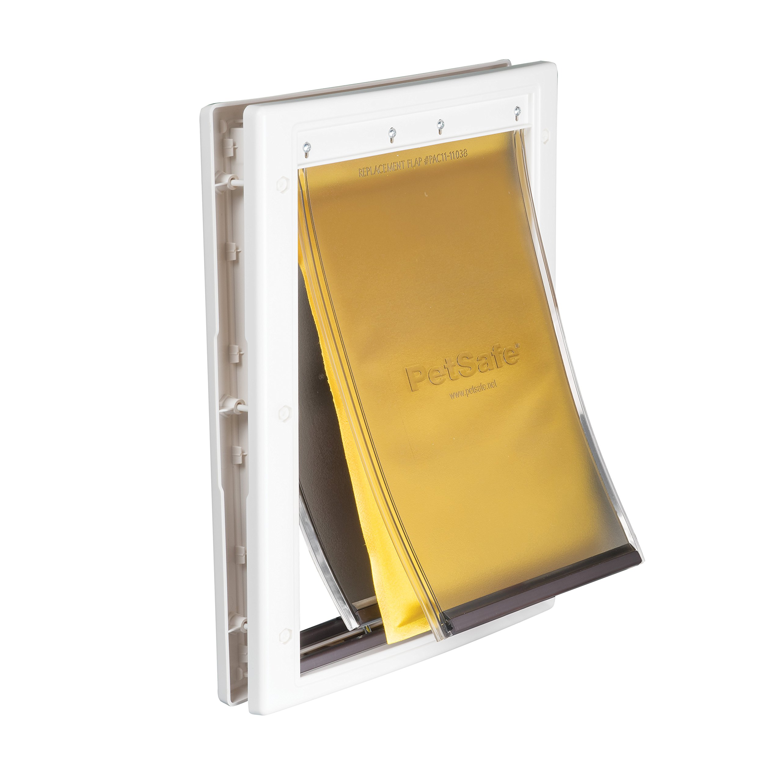 PetSafe Extreme Weather Door White MEDIUM