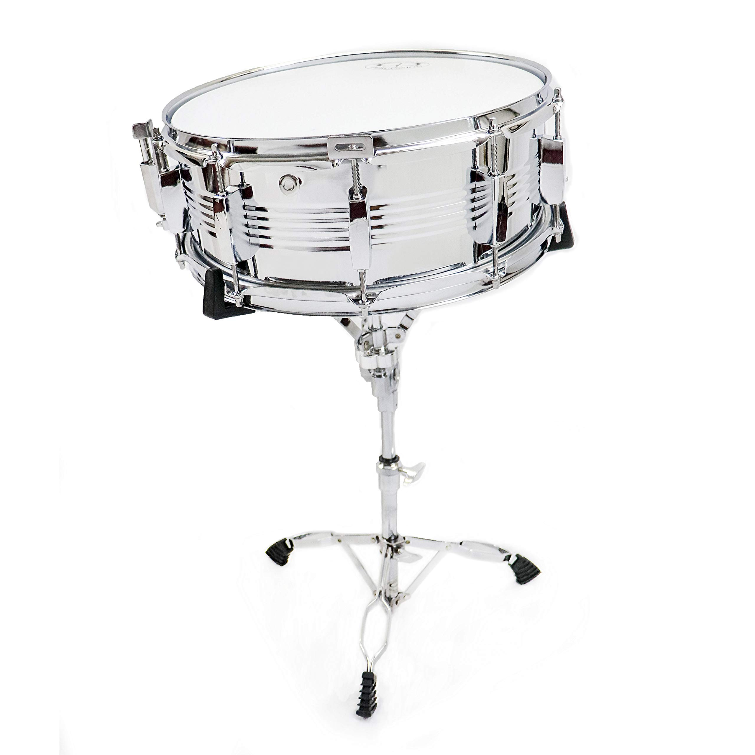 GP Percussion SK22 Complete Student Snare Drum Kit by GP Percussion