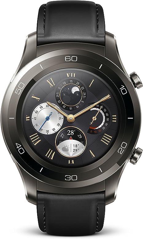 Amazon.com: Huawei Watch 2 Classic Bluetooth (4GB Storage ...