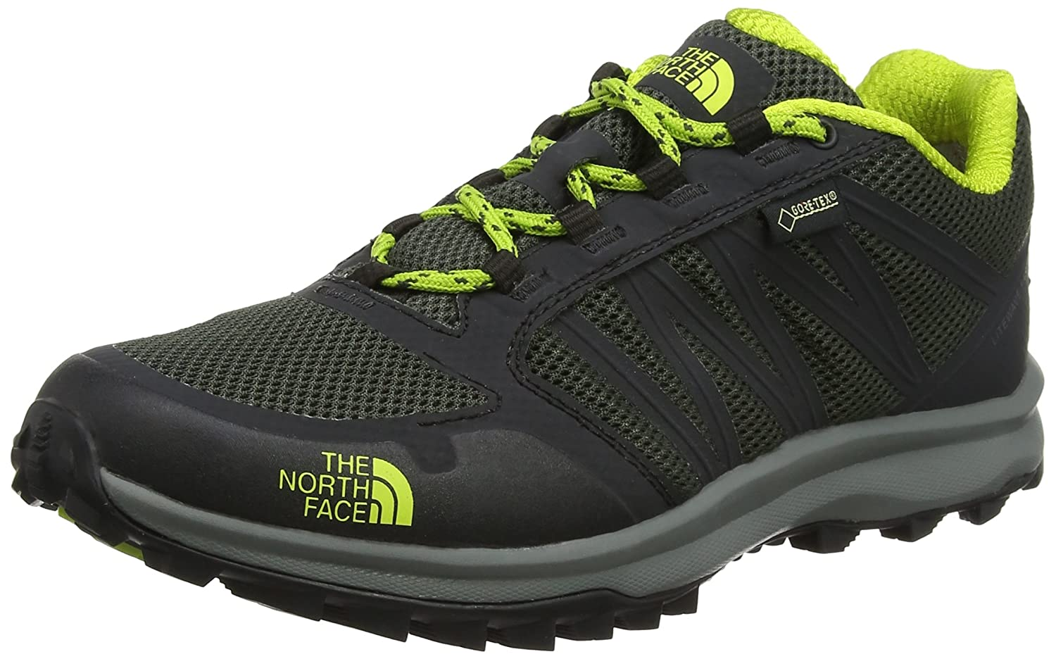The North Face Litewave Fastpack Gore-Tex, Zapatillas de Senderismo para Hombre