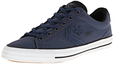 factory price 5430c dd2e3 Converse Star Player Ox Men s Sneakers Blue Size  8.5 D(M) US