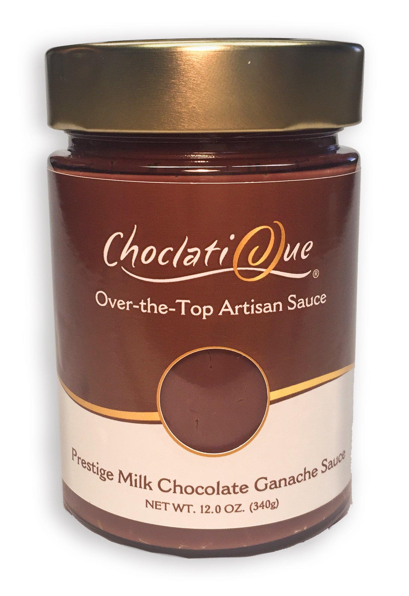 Prestige Milk Chocolate Ganache Sauce