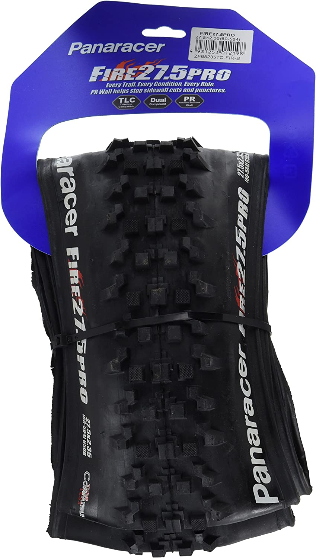 Panaracer Fire Pro Fold Tire Black//Black 29 x 2.35
