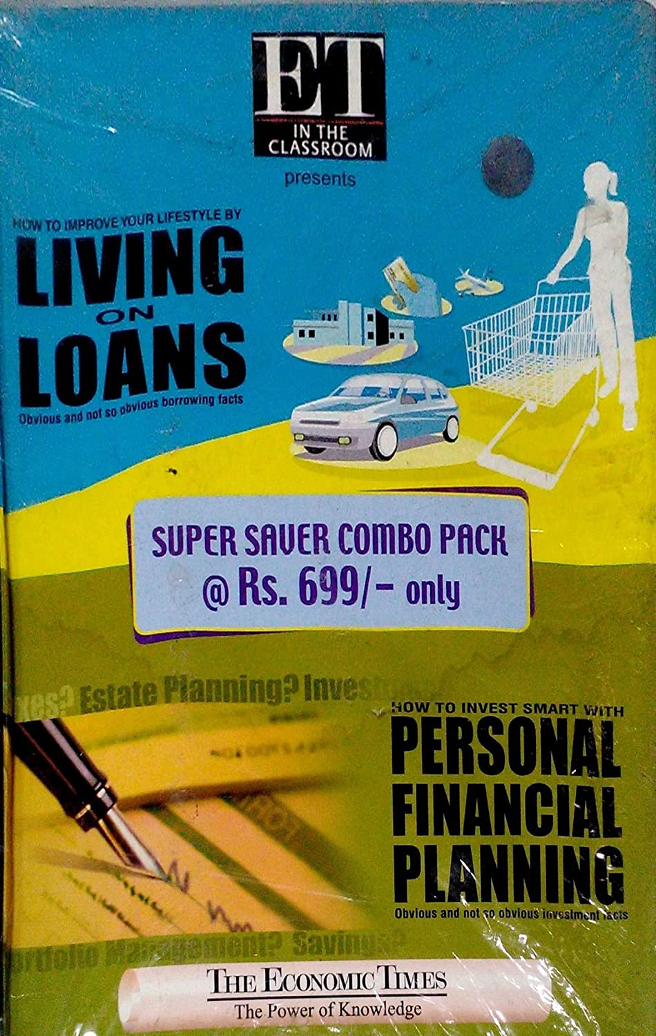 LIVING ON LOANS PERSONAL FINANCIAL PLANNING[CD ROM][2007]
