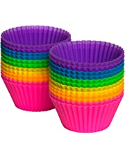 Pantry Elements Silicone Cupcake Liners