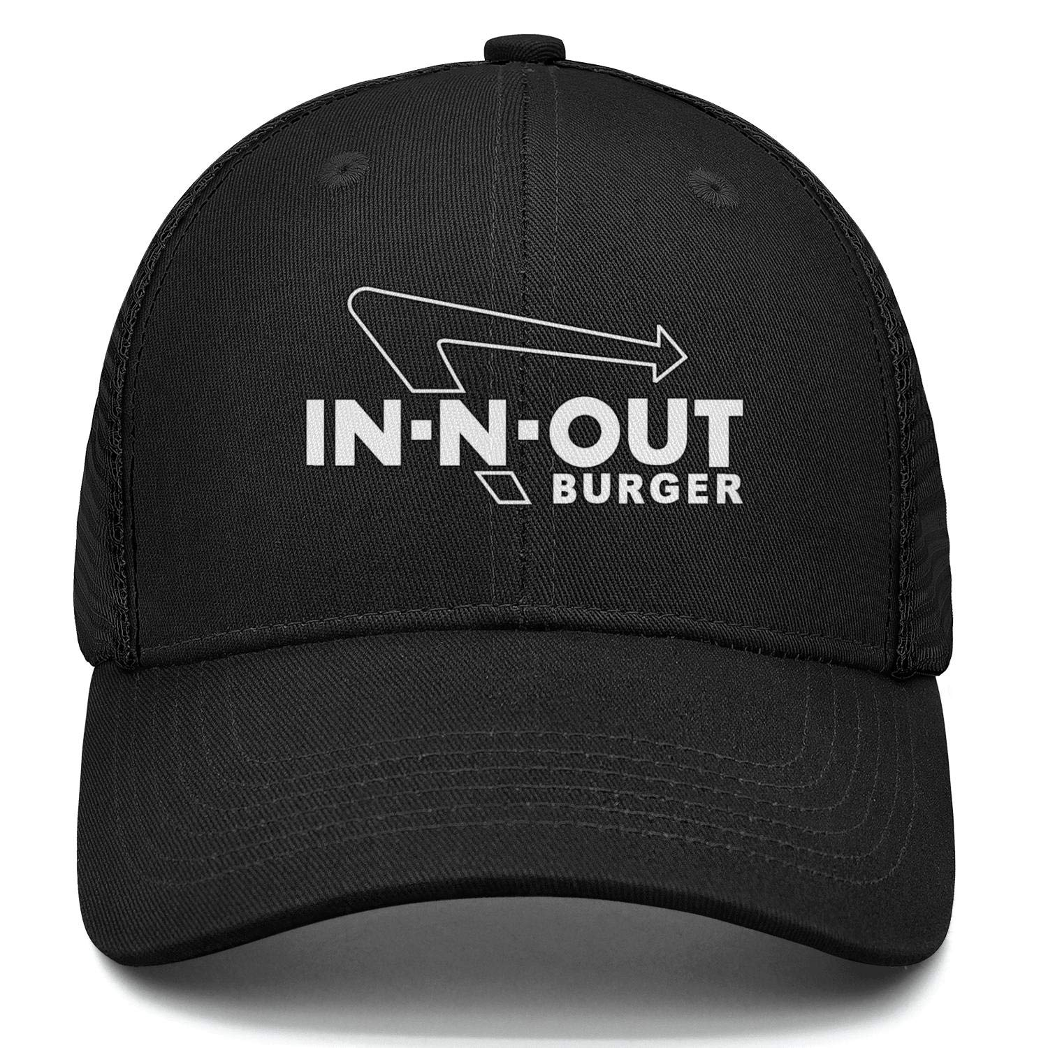 WintyHC in N Out-Logos Cowboy Hat Dad Hat One Size Baseball Cap