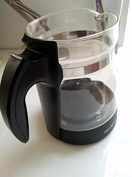 Mr Coffee 147643-000-000 Cafe Latte Pitcher
