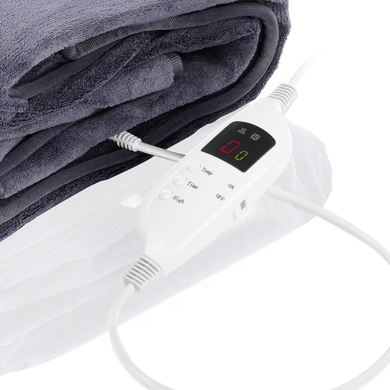 Manta encimera el/éctrica Tristar BW-4770 160/x/130 cm 5 niveles de calor
