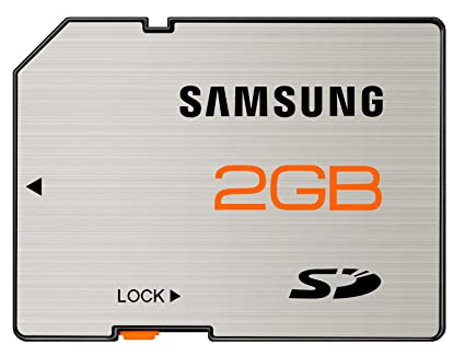 Samsung MB-SS2GA/EU Memoria Flash - Tarjeta de Memoria (2 GB ...