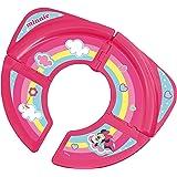 Dinsey - Riduttore per WC per bambini di Minnie, ripiegabile (da viaggio)