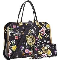 MMK 女士时尚手提包手提包挎包手提包单肩包手提包