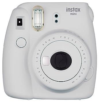 Amazoncom Fujifilm Instax Mini 9 Instant Camera Smokey White