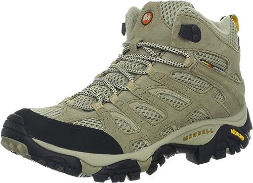 Moab Ventilator Mid Hiking Boot