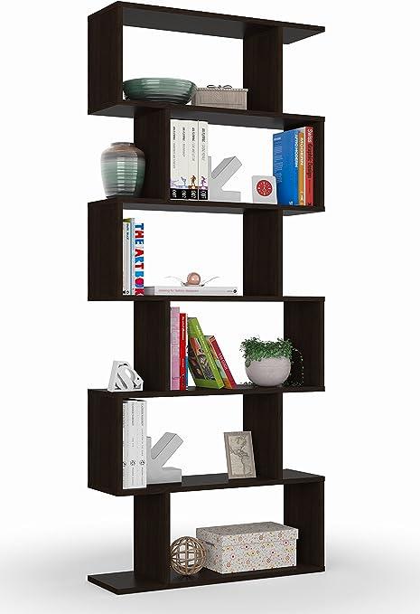 Miroytengo Estantería o librería de diseño original en forma ...
