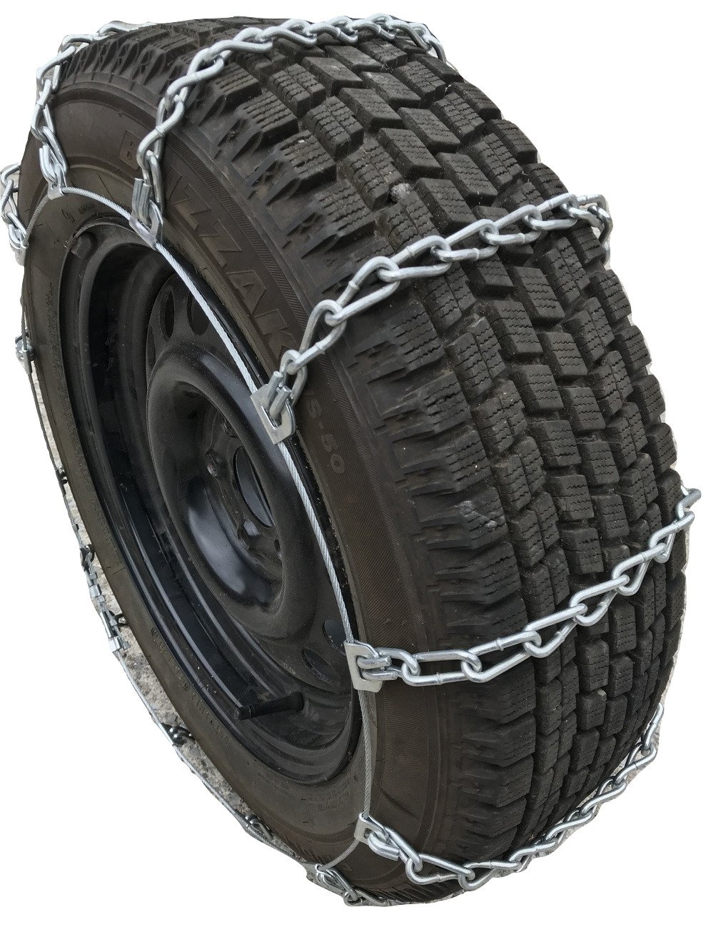 205//65-15 205//70-15 215//50-17 Cable Link Tire Chains 215//60-16 205//55-16 TireChain.com P215//60R16