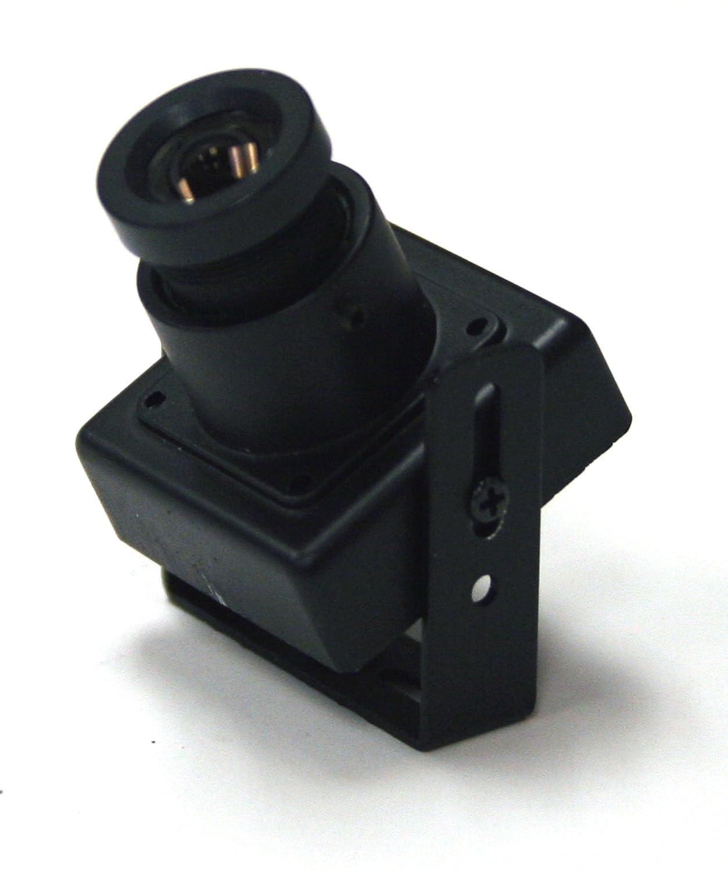 Clover Electronics CCM630 Ultra Miniature Color Camera with Standard Lens Small (Black) [並行輸入品] B01M0KIUS1