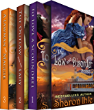 The Law and Disorder Boxset (Three Complete Historical Western Romance Novels in One)