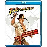 Indiana Jones: The Complete Adventure Collection (5-Disc Box Set)