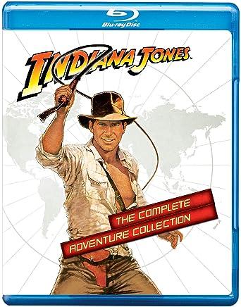 Indiana Jones: The Complete Adventure Collection 5-Disc Box Set: Amazon.es: Cine y Series TV