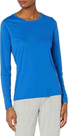 Hanes Women's Sport Cool Dri Performance Long Sleeve Tee
